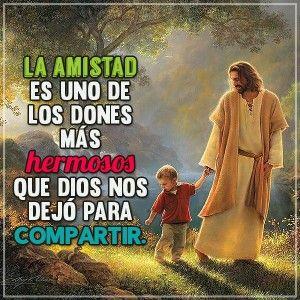 Imagenes Con Reflexiones De Amistad Jesus Con Frase