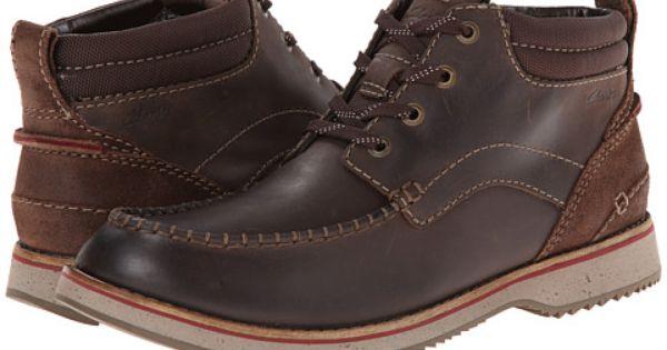 Clarks Mahale Mid | Chukka boots, Dress