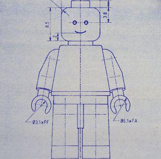 Lego Blueprint Lego Blueprint Lego Room Lego Man