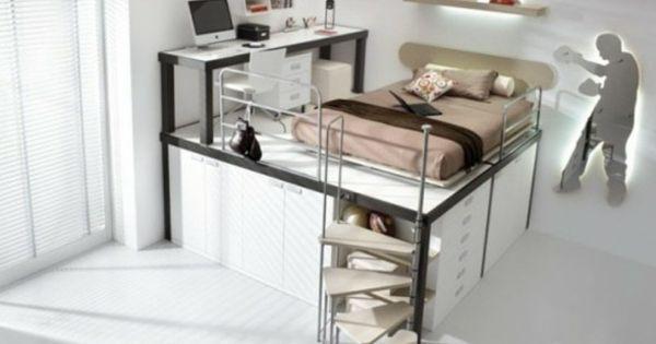 super tolle schlafzimmer teenager einrichtung kinderzimmer pinterest teenager super und. Black Bedroom Furniture Sets. Home Design Ideas