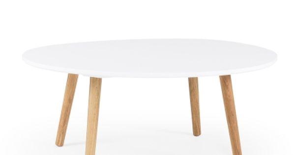 Nordik satsbord, whitewash i gruppen Bord / Sidobord & Småbord hos ...