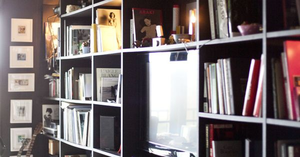 d co les astuces de sarah lavoine biblioth que noire. Black Bedroom Furniture Sets. Home Design Ideas