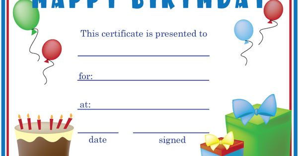 free printable gift certificate forms