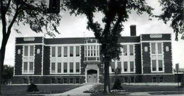 Cook Elementary School In Flint Michigan Flint Michigan Michigan Flint