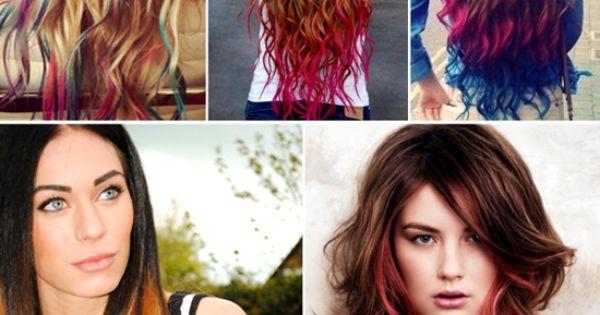 Dip dye hair: this is my next hair color