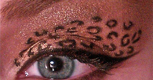Cheetah print... costume party...