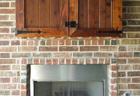 Cedar Outdoor TV Cabinets What I Do Decks By Design