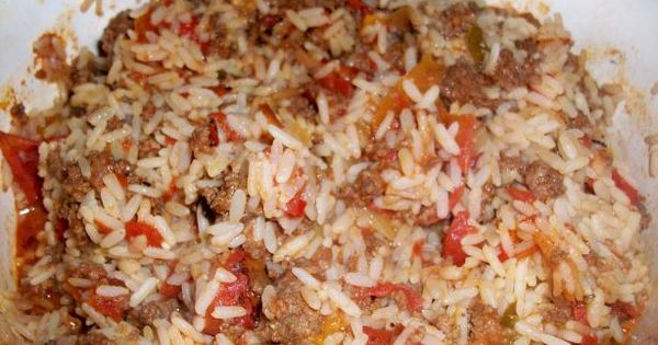 how to make spicy rice easy