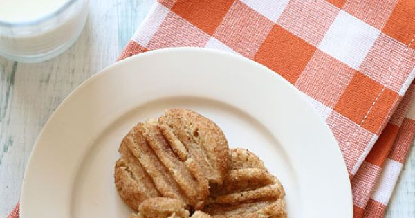 Skinny Pumpkin Spiced Snickerdoodles by Skinnytaste | Food ...