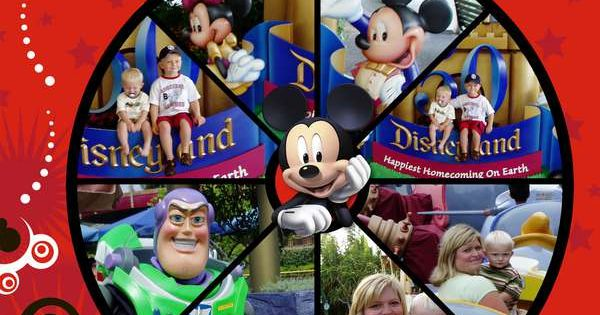scrapbooking disney - Google Search