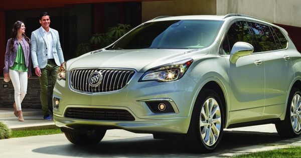 Do You Need An Suv To Transport Up To Five Passengers In Absolute Comfort The 2018 Buick Envision Provides The Space Your Fami Buick Envision Buick Luxury Suv