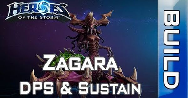 Heroes Of The Storm Guia Zagara Dps Sustain Build Free To Play Mmorpg Guides Heroes Of The Storm Storm Hero This list of matchups for zagara is generated from votes submitted by the player community. pinterest