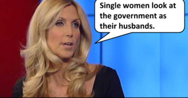 coulter single men I swear to god, the boondocks got this one right ----- is ann coulter dating jimmie walker according to famed television.