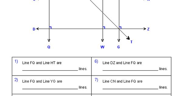 how to find perpendicular lines on a graph