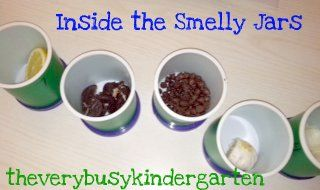 Guess what's in the smelly jars! | Kindergarten science, Preschool ...