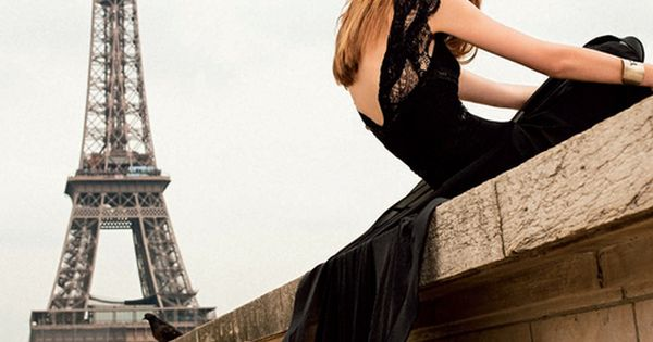 Inspiring picture dress, eiffel tower, girl, gown, lace. Resolution: 500x689 px. Find