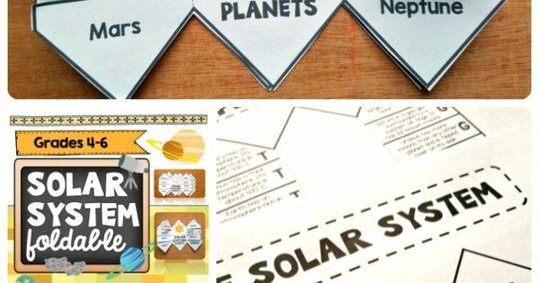 solar system foldable notebook - photo #38