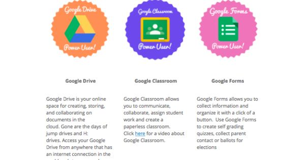 how to create a google site for students
