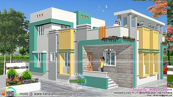 Indian Home Design 2016 Kerala House Design Indian Home Design Indian House Plans