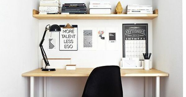 home office in der nische b ro b rom bel schreibtisch home office pinterest. Black Bedroom Furniture Sets. Home Design Ideas