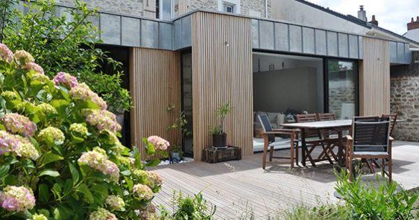 Maisons en bois, Salons and Pierres on Pinterest
