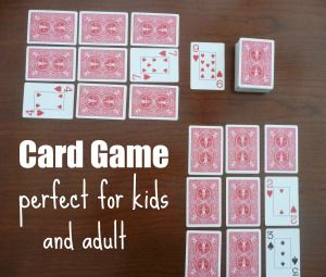 Golf Card Game Rules With Printable Confidence Meets Parenting Card Games For Kids Golf Card Game Card Games