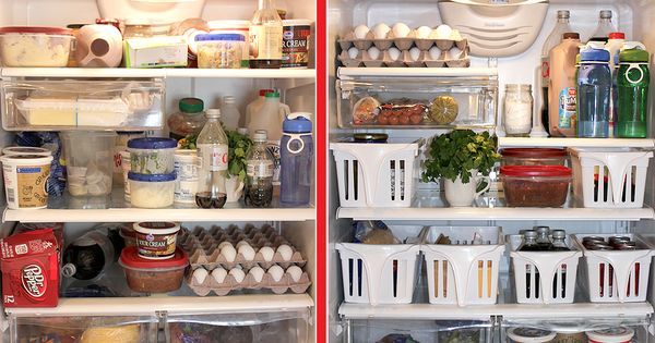 Simple steps to arealky clean fridge
