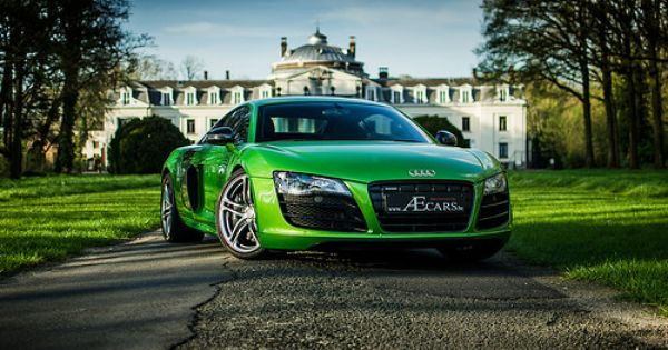 Java Green Audi R8 V10 Audi Audi R8 Ultra Hd Wallpaper