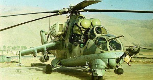 Mil Mi 24 Hind ruso | El helicóptero en la guerra de ...