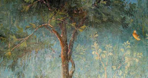 Villa of livia at prima porta would like tree mural in for Cypress gardens mural