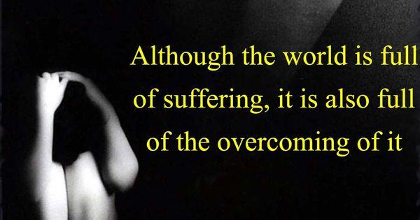 Inspirational Quotes To Overcome Depression With Images Fondos De