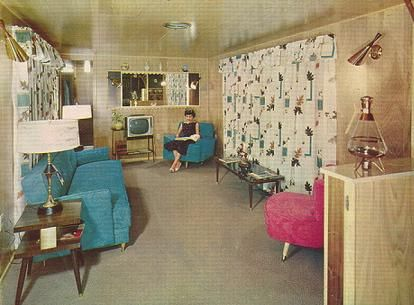 Vintage mobile homes and the Trailerite culture of the 1940s ... on trailer homes, aretha's homes, retro park model homes, vintage homes, retro buses, retro motorcycles, retro furniture, 900 square foot homes, retro tile, one level homes, retro boats,