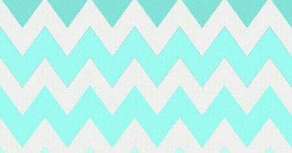 turquoise zigzag wallpapers pinterest - photo #7