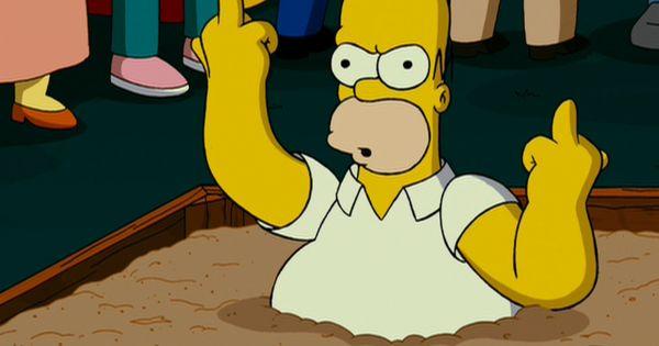Uproxx Homer Simpson The Simpsons Movie Homer