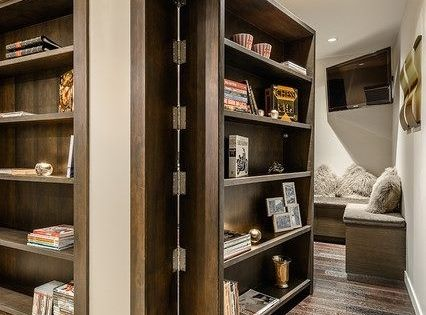 Hidden Room Would Be So Cool 31 Insanely Clever Remodeling Ideas For Your Ne