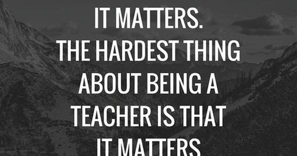Teaching Quotes Pinterest: 15 Inspirational Quotes For Teachers In The New Year