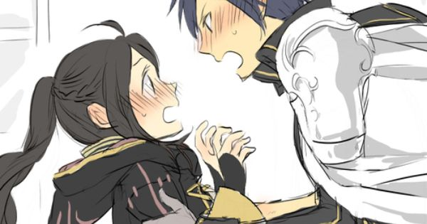 This is how your avatars's relationship with Chrom is most ...