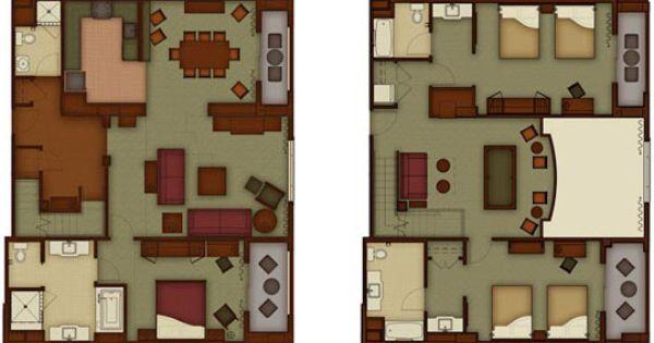The Villas At Disney S Grand Californian Hotel Spa Disney Grand Californian Hotel Grand Californian Hotel Spa