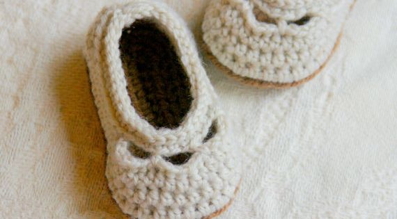Crochet SHOES!!