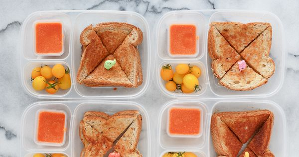 School lunch ideas. Week by week. From a mom of 4. Packed