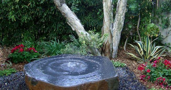 Gartendeko ideen brunnen gartengestaltung ideen wasser for Gartengestaltung ideen gartendeko