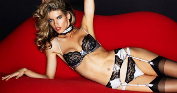 Myla SS12 | Valentine's Day Lingerie | Pinterest