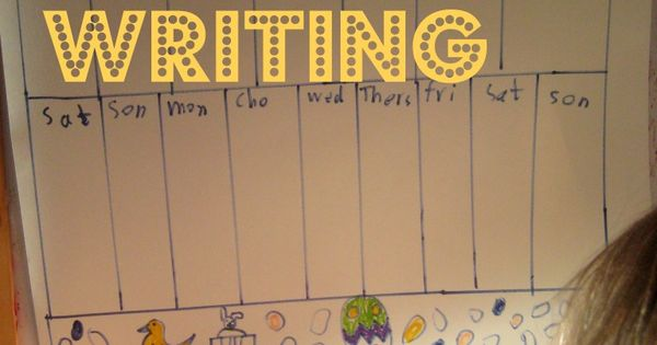 10 great tips to get kids writing - fun and practical ideas