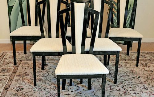 art deco dining chairs art deco dining furniture