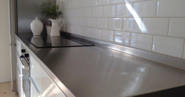 rostfri diskb nk i ett ikea metod k k stainless steel