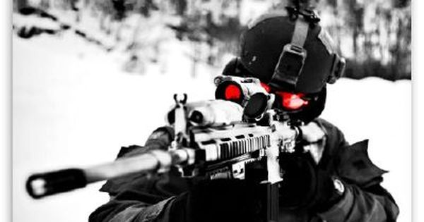 What Weapon Are You Soul Eater Sniper Call Of Duty Ghosts Military Wallpaper