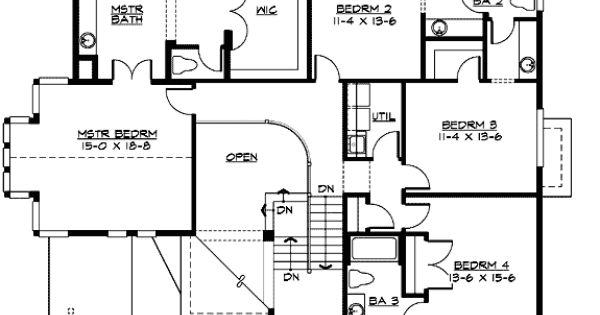 Plan 23350jd 3 or 4 car tandem garage house plans for 3 car tandem garage house plans