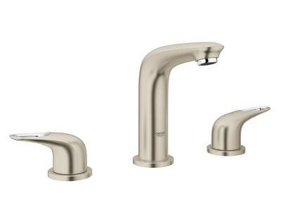 Grohe Eurostyle Bathroom Sink Faucet Finish Brushed Nickel