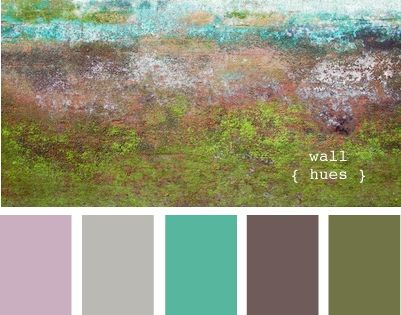 Wall hues color palette by design seeds