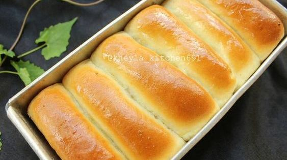 Resep Eggless Bread Roti Tanpa Telur Beranibaking Oleh Kheyla S Kitchen